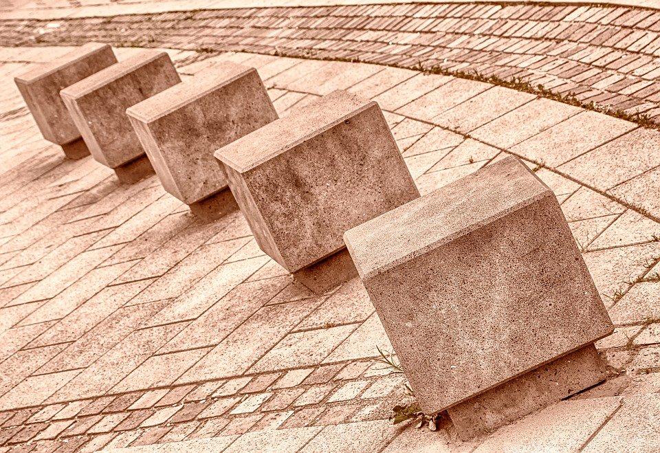 betonové krychle