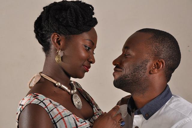 dvojice afričanů