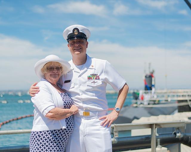 máma námořníka