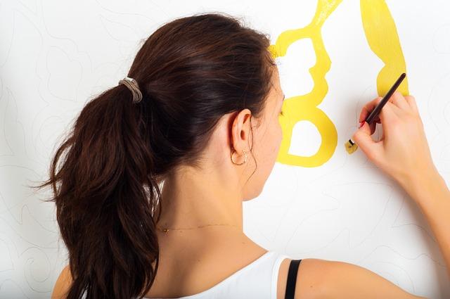 Malování detailů