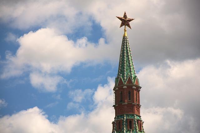 Hvězda na Kremlu