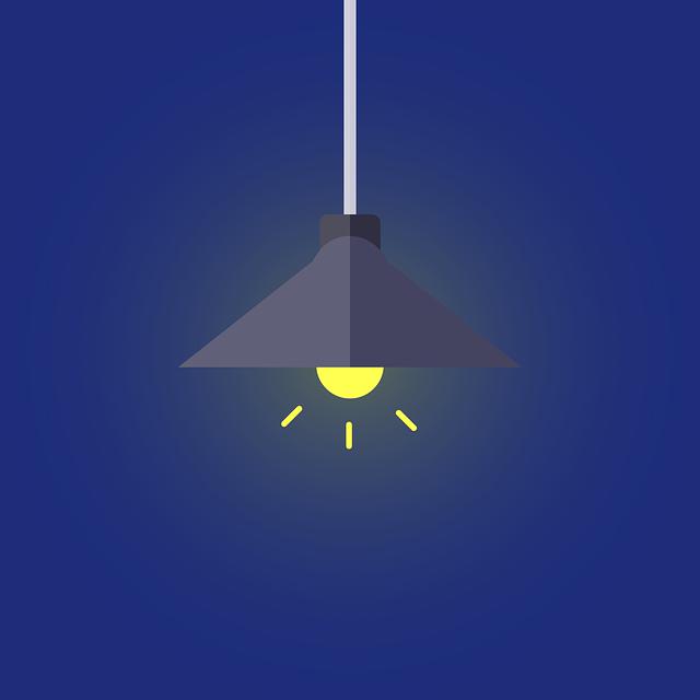 Úsporné osvětlení